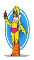 Toy Chica by Grimmixx
