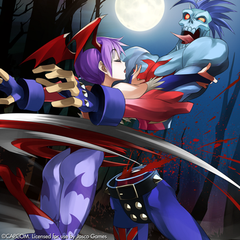 Lilith and Lord Raptor by isangkutsarangmoe