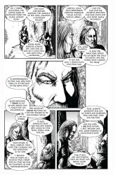 Arthur: The Legend Continues #1 pg 6 by PC812