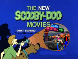 Scooby doo meets the Speed Kids by MonsterIsland1969
