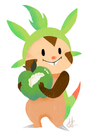 Chespin!