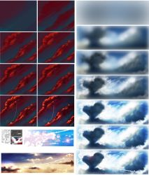 CLOUDS - tutorial by ryky
