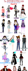 [MMD] Anti-Bullying Collab ~PART 2~ by MMD-Nay-PMD
