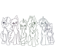 Celebration Of Our Equality (WIP) by CalixtoCapricorn