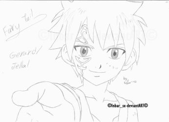 Fairy tail - Gerard child 2 by knight-sx
