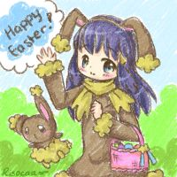Happy Easter! by Risocaa