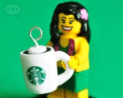Starbucks and Lego by cihutka123