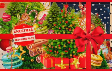 Christmas Resource Pack by LilithDemoness