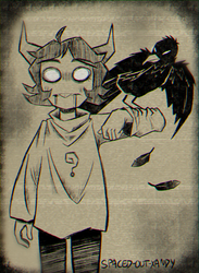 [HSwap Friendsim] Bad Omen by Spaced-Out-Xandy