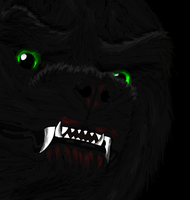 The Servant of the Power behind The Nothing by SolitaryGrayWolf
