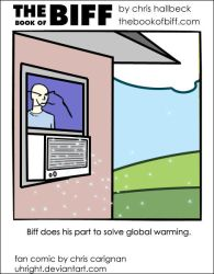 Biff solves global warming by uhright