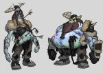 zombie vikings by TinyPEN15