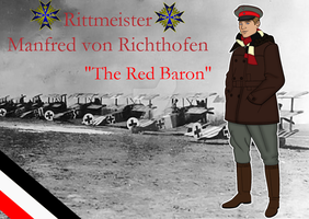 METAL STORM: The Red Baron by ImperialAce