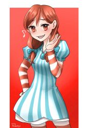 Wendys (With process video!) by Pistachii