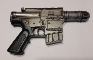 Cassian Andor Nerf Blaster by ZookaFX