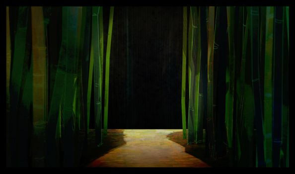 Bamboo by 13Mirror