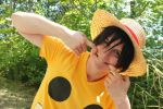 Luffy Movie Z Cosplay One Piece by Lucy-chan90
