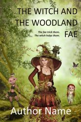 The witch and the woodland fae by OlgaGodim