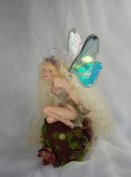 fairy Rapunzel 1 by polymer-people