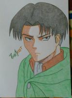 Levi Ackerman(completed) by phkfrost