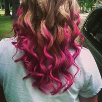 Pink ombre by Jenny by Hairwego13