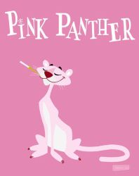 PINK PANTHER by elgranDico