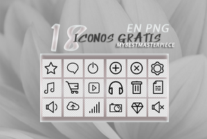 +Pack de Iconos -FREE- by SadFeminazi