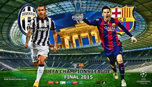 UEFA CHAMPIONS LEAGUE FINAL 2015 by jafarjeef