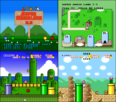 Kirby in Super Mario Land 2.5 Download by cuddlesnam