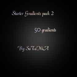 Gradient - Pack 2 by SaTaNiA