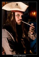 First Mate Bartholomew Grogswiller by pendragon93