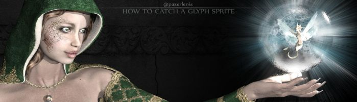 How to Catch a Glyph Sprite by OldNorse