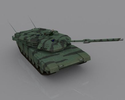 M1A3 Copperhead by Tank50us