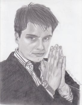 John Barrowman by CMCarterArt