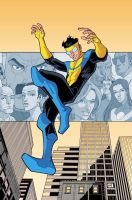 Invincible zero cover by RyanOttley