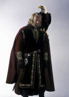 Theoden and His Daemon by LJ-Todd