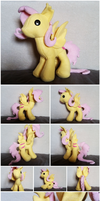Flutterbat Plush [FOR SALE] by Kimmorz