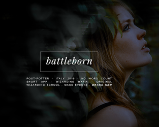 Battleborn Advertisement by elizacunningham