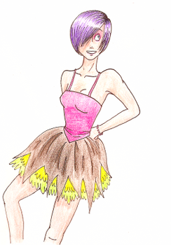 Dancer by petals-on-scarecrows