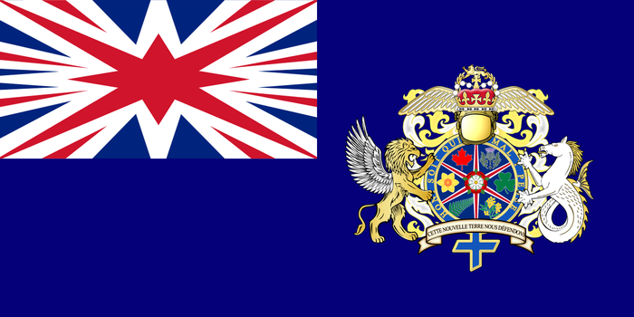 Anglo-Commonwealth Venus Colony Flag WIP by 1Wyrmshadow1