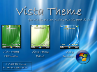 Vista Theme by kampongboy92