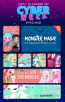 [EXTENDED!!] BLACK FRIDAY WEEKEND SUPERSALE!! by MMXII