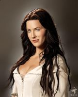 Kahlan Amnell by midgard229