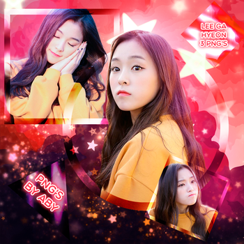 PNG Pack: Gahyeon by bakaloveless