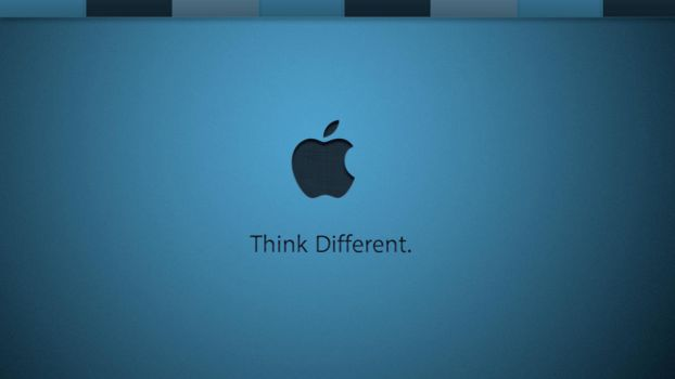 Apple Think Different by kevino025