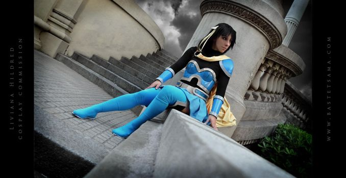 Liviana Hildred Cosplay Commission 01 by Bastetsama-Cosplay