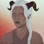 [Request] Adaar Inquisitor by elyhumanoid
