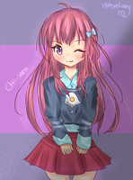 Chitose-chan by HatsuXinny