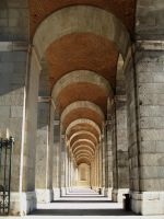 Arches - Cathedral of Almudena by erene