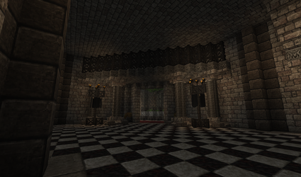 Tainted Halls - A Labyrinth of Rooms by MythrilAngel